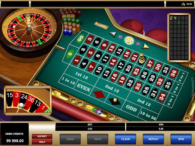 Gissa antal roulette MrGreen latest