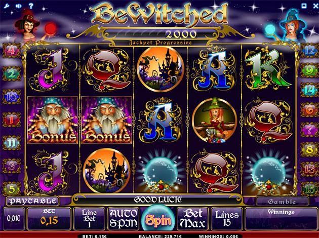 Videoslots flashback Slots Magic 30437