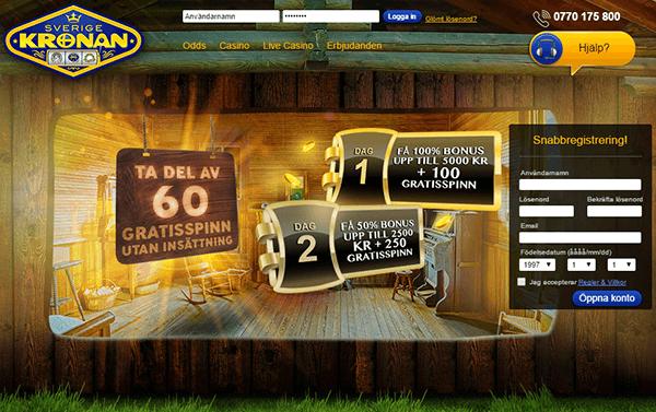Snabbast uttag casino billigaste floppar