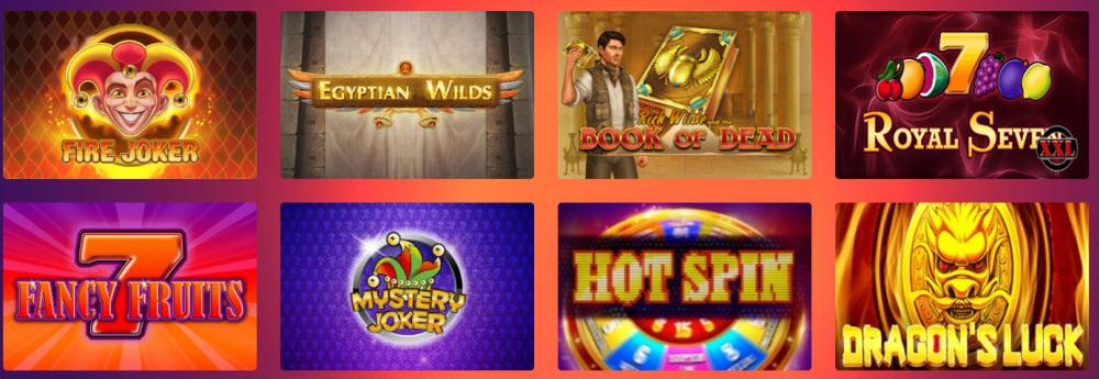 Månadens online casino mahdollisuus