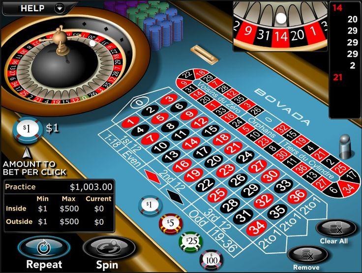 Odds casino roulette App fritt