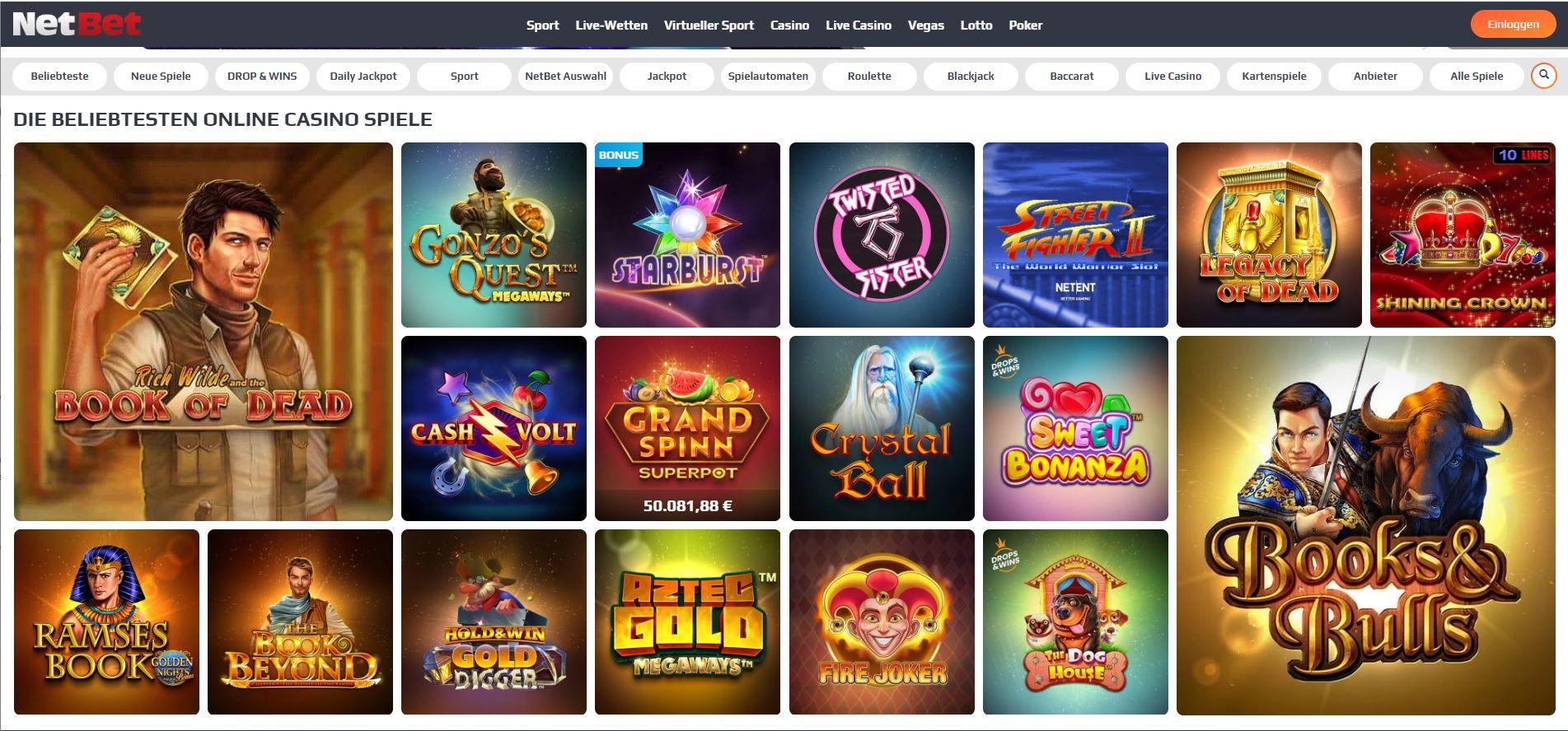 Casinospel top 10 trustly dragon