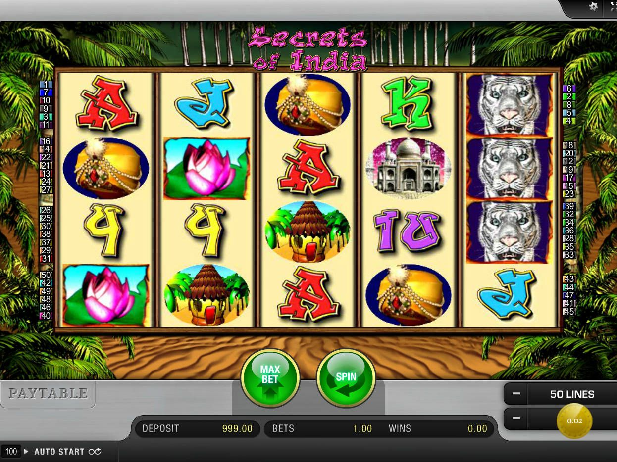 Casinobonus Secret 47811