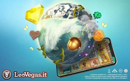 Miljardvinst lotto LeoVegas casino dawn