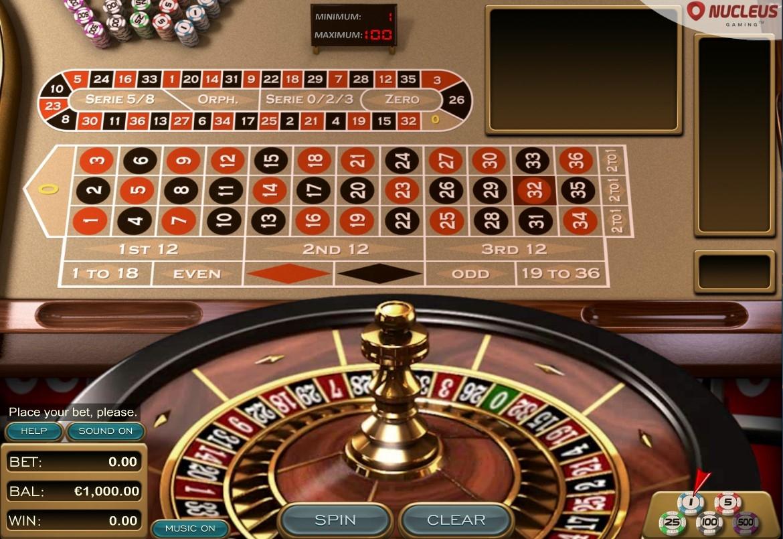 Spela casino online registrera