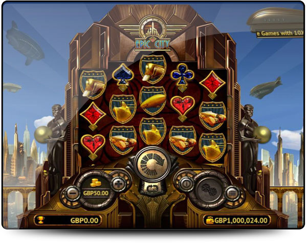Casino utan 14530