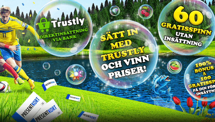 Lucky casino free spins 41863