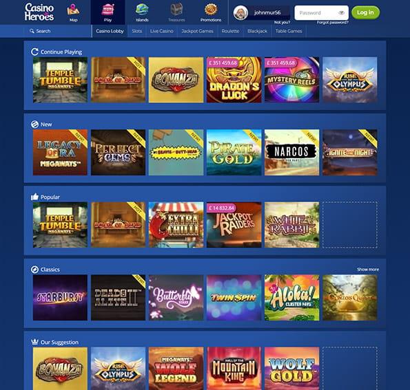 Compare casino win 31758