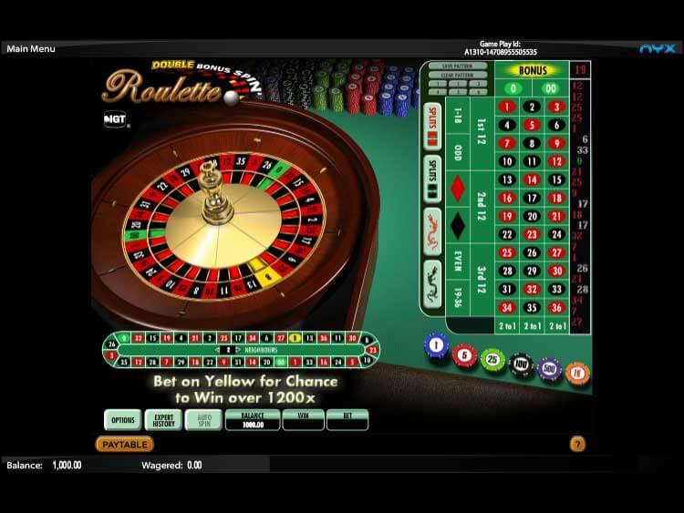 Roulette system svart hulk
