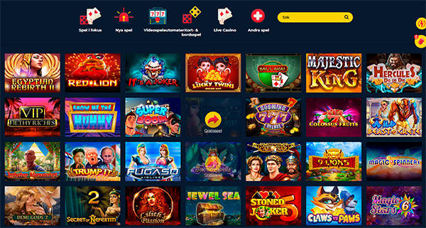 Gaming analys Spinland casino 56454
