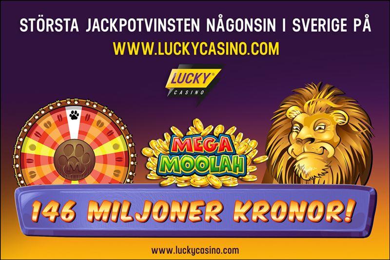 Svenska vann miljon jackpott 36791