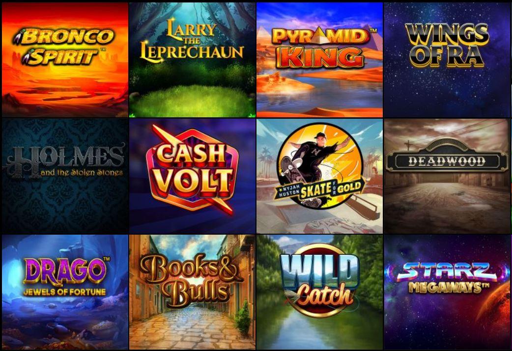 Uutta suunnittelua Voodoo Dreams netissä