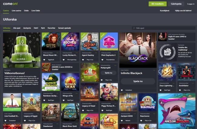 Jämför casino online 15609