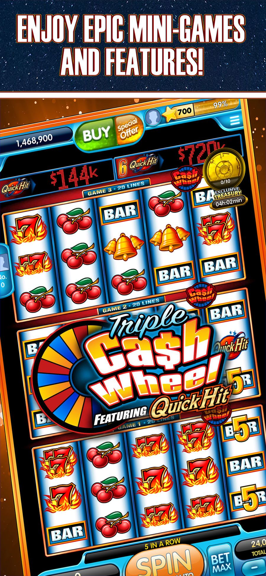 Slot Quick spin 49173
