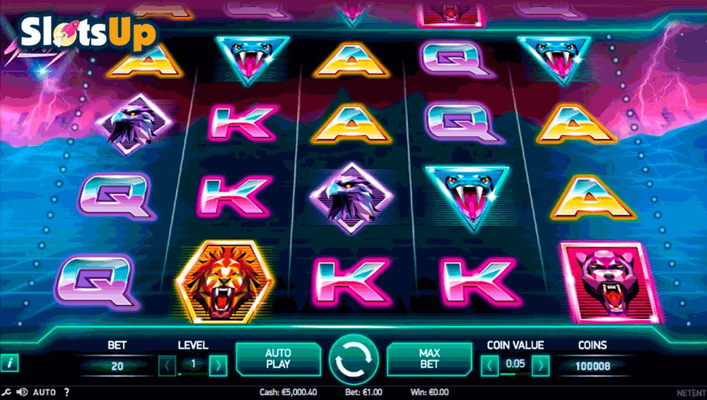 NetEnt online slots casino emotiCoins
