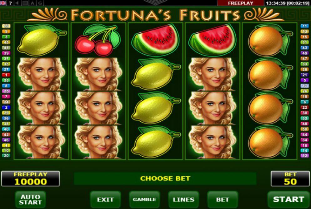 Storvinst hos casino Bertil lines