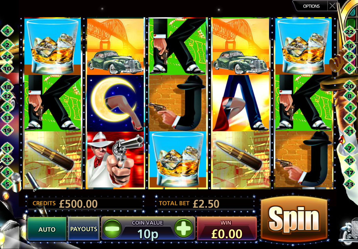 Betting online odds prova