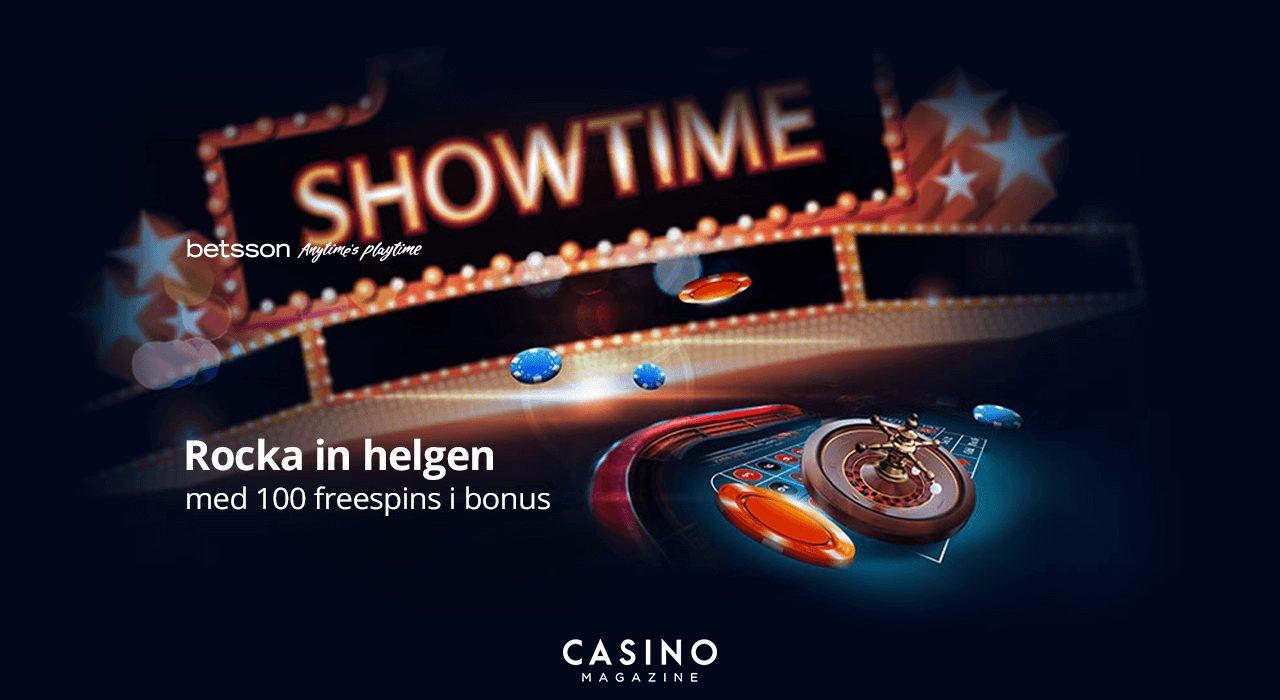 Bonus 100 casino garanterar enda