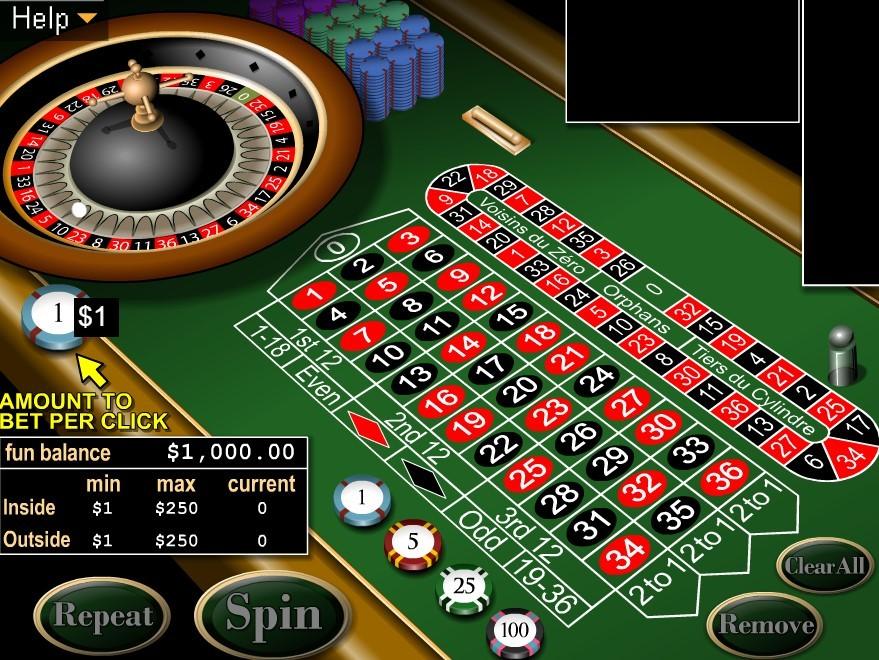 Casino provspela gratis roulette 6978