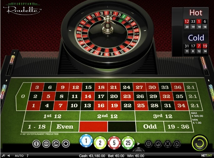 Casino utanför eu roulette 2913