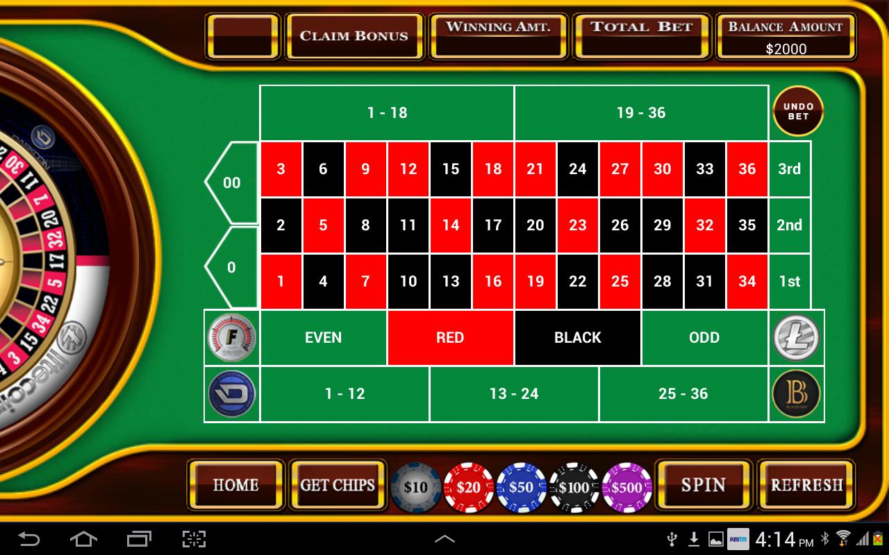 Free roulette simulator enkelt 49413
