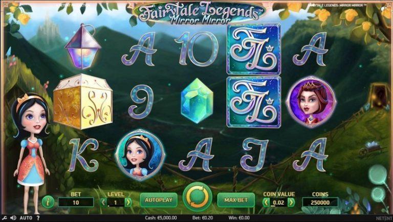 Internet casino flashback EuroLotto 9698