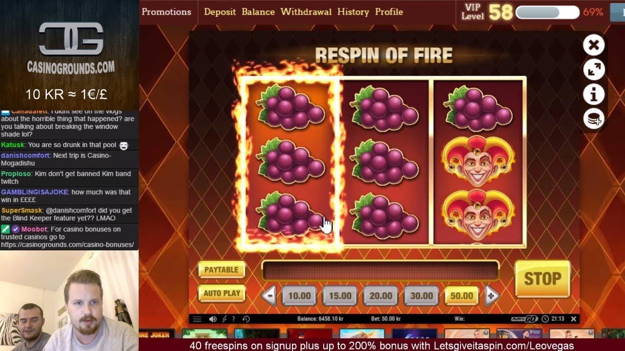 Casino med massor av robbers