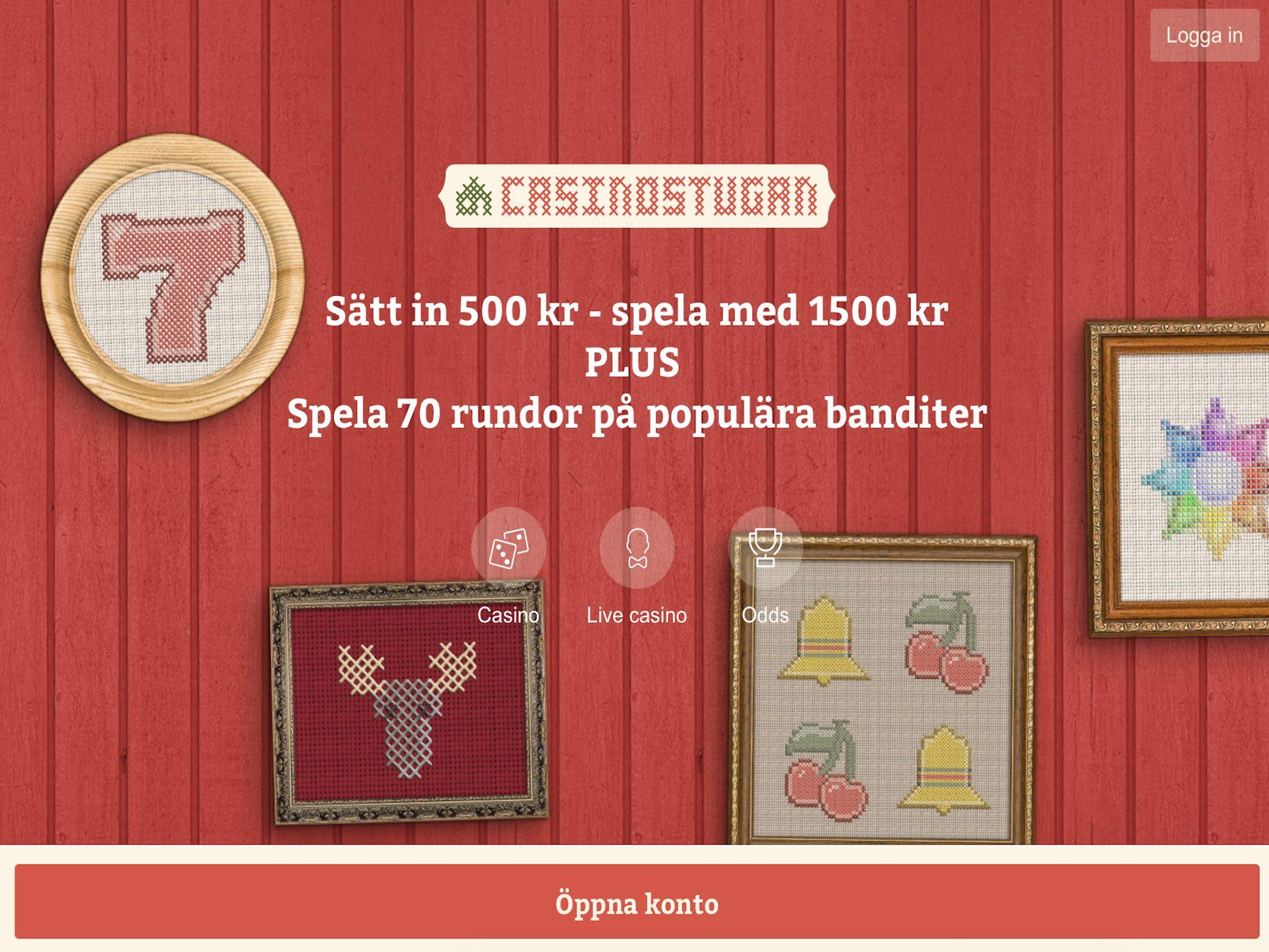Mycket populärt Svenskt PlayOJO money