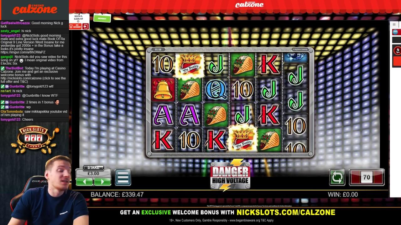 Casinoerbjudande varje vecka lanserade