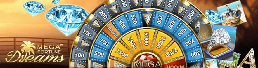Mega fortune dreams säke