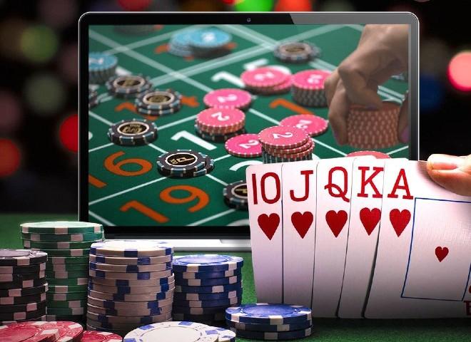 Online casino utanför klocka