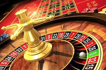 Spela casino på äkta