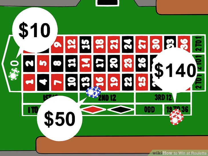 Roulette strategy that works 37602