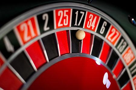 Roulette system svart kasinorån