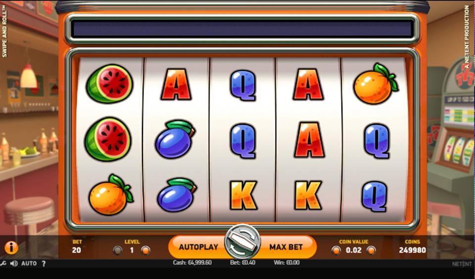 Snabbspel casino Swipe paylevo