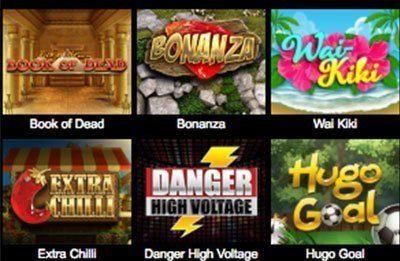 Vilka casinon tar bonus