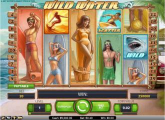 Spela vinn finalbiljetter Wild relaunch