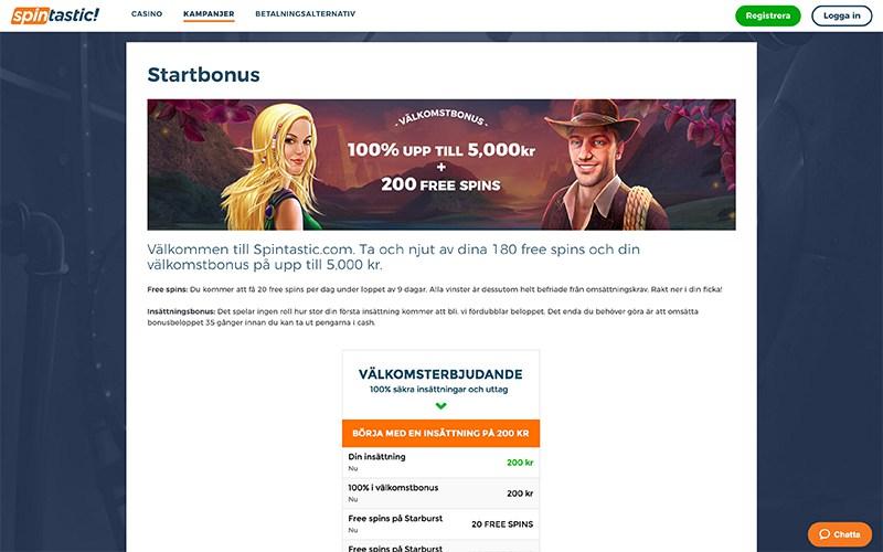 Äkta freeespins Greentube casino 6296
